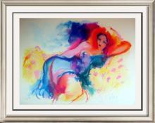 Olivia, Sorayama, Picasso 'After
