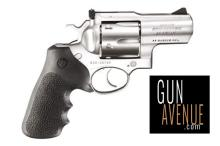 Ruger Revolver: Double Action Super Redhawk Series 44M Caliber Double Action 6 Stainless Steel Finish