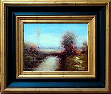Abstract Original Art Hand Signed RARE DEALER LIQUIDATION Museum Quality Painting Impressionism Art