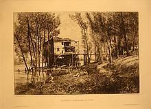 Le Moulin de la Cage (en Amont) Ile St Ouen