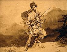 Highland-Rifleman (Chasseur-Escossian)