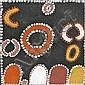 KELLISHA RAMSAY  Earth pigments on canvas