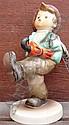 A Hummel figure, 'Globe Trotter'