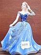 A Coalport figurine, 'Ladies of Fashion, Lyndsey'