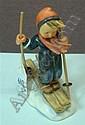 A Hummel figure, 'Skier'
