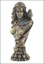 CELTIC GODDESS - Cold Cast Bronze