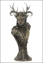 CELTIC GOD - Cold Cast Bronze