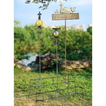 Garden Stake Rack Two-tiered