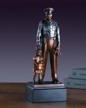 Policeman W/child
