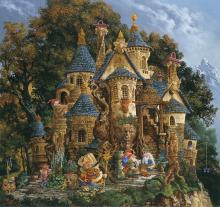 James C. Christensen - College Of Magical Knowledge Personal Commission?