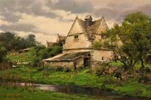 The Dovecote, Cotswold, England by Bruce Cheever