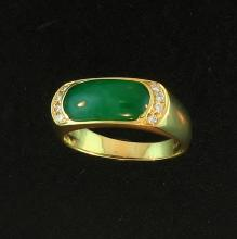 Fine Asian Bone Carvings and Fine Jade Jewelry