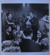 1947 Nina Leen Photograph Life Magazine Teenagers At A Party Tulsa