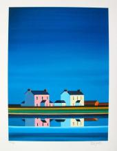 Barbara James Sunkissed Hand Signed Limited Edition Giclee