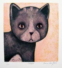 Paine Proffitt Casper Hand Signed Limited Edition Giclee