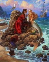 Scott Gustafson - The Pirate And The Mermaid