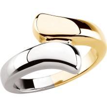 Platinum Bypass Ring
