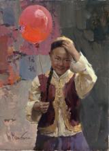 Mian Situ - The Red Balloon