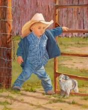 Baby Blues by June Dudley