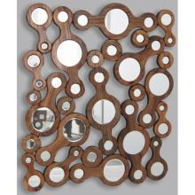 Mingled Wood & Mirror