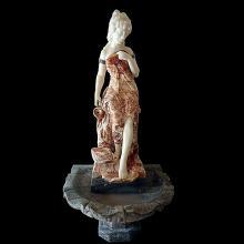 Woman Fountain - MltColMrb