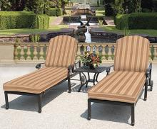 Brentwood 3pc Chaise Set
