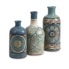 Kabir Hand-Painted Bottles