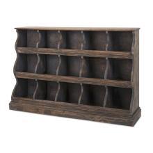 Drina Cubby Shelf