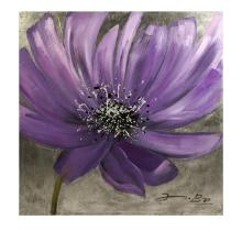 Frisian Floral Oil Painting