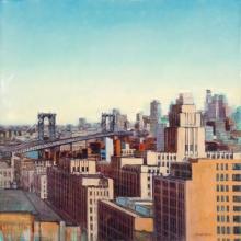 Original-Joseph Cates-Skyline I