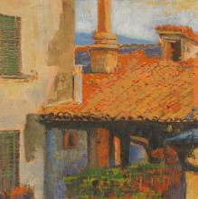 Original-Liz Jardine-Streets of Tuscany 4