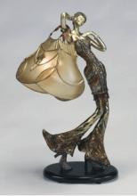 Table Lamp 18.5x14x30