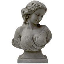 Lovely Lady Stone Cast Bust