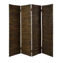 Caspian 4-Panel Floor Screen