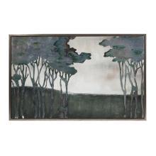 Harcourt Framed Oil Painting