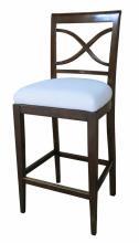 Windward Bar Chair - Linen Seat