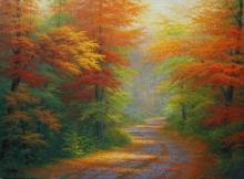 Charles White - Autumn Interlude Limited Edition 24x32