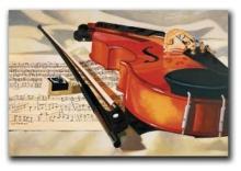Denard Stalling - Symphony 24x36
