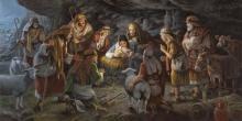 Immanuel ~ God with Us by James Seward - Full Image