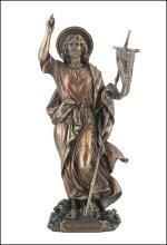ST. JOHN THE BAPTIST - Cold Cast Bronze