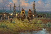 Texas Heritage by G. Harvey