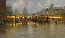 Cowhands & Trolleys by G. Harvey