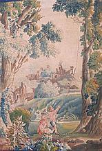Fine tapisserie des Flandres fin XVIIIe ( Bruxell