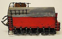 Train wagon  model