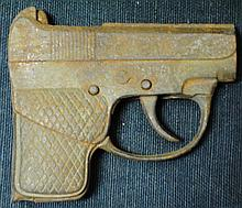 Antique National toy gun