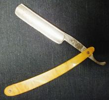 German Nazi Solingen shaving razor