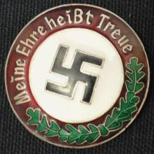 German Nazi NSDAP enameled badge