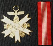 German Nazi Olympic Cross