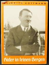 "Photo album ""Hitler in feinen Bergen"""