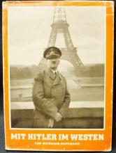 "Photo album ""Mit Hitler im Westen"""